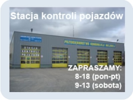 Stacja Kontroli Pojazd�w